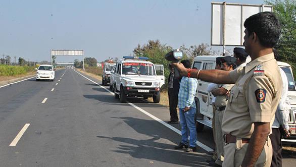 Ashoks Buildcon Road Safety