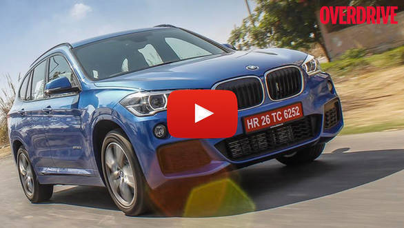 Video review: 2016 BMW X1 (F48) xDrive20d