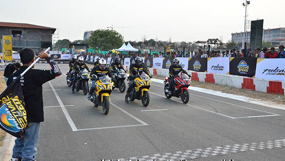 Bajaj Pulsar Festival of Speed (5) (1)