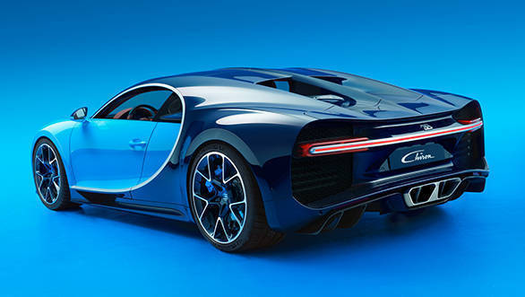 100th Handcrafted Bugatti Chiron Rolled Out Overdrive