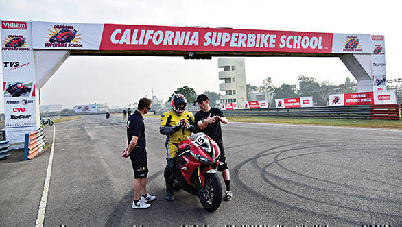 California Superbike School India announces 2018 dates