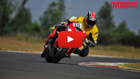 Video: California Superbike School India, 2016