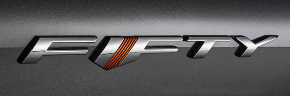 Chevrolet Camaro 50th Anniversary edition (2)