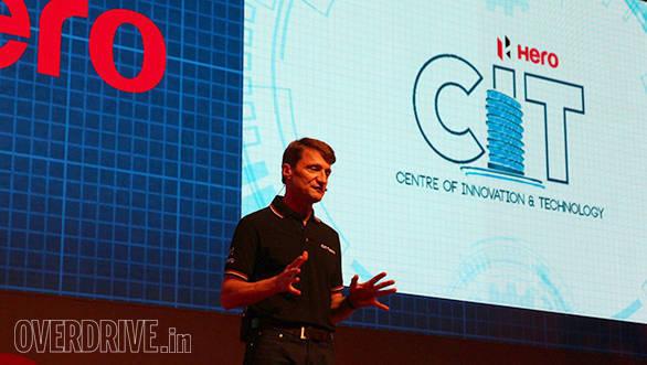 Dr Markus Braunsperger, CTO, Hero MotoCorp
