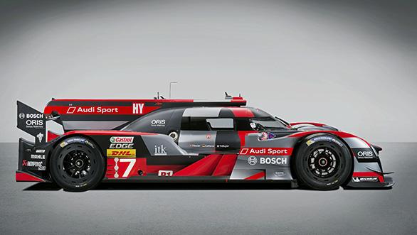 FIA WEC 2016 Audi R18
