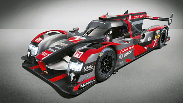 2016 World Endurance Championship: Audi reveals the new R18 LMP1 racecar