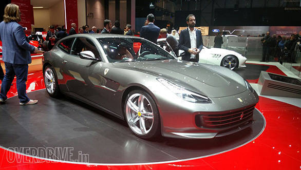 2017 Ferrari GTC4Lusso to be launched in India on August 2