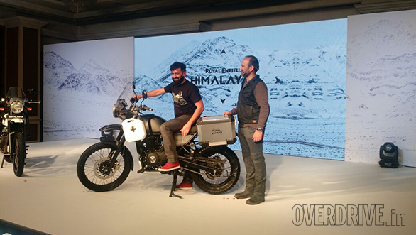 2016 Royal Enfield Himalayan launched in India at Rs 1.55 lakh