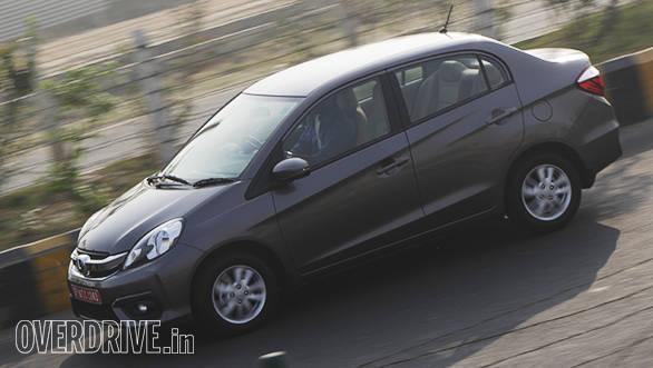 Honda Amaze facelift (13)