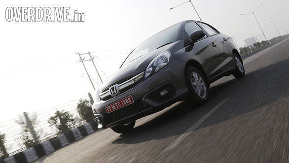 2016 Honda Amaze facelift first drive review