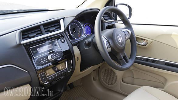 Honda Amaze facelift (19)