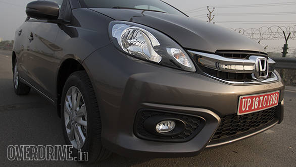 Honda Amaze facelift (22)