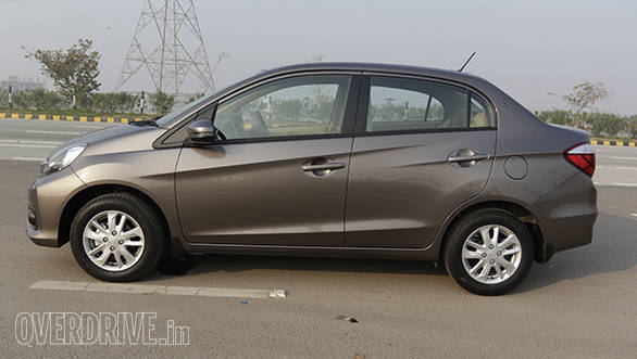 Honda Amaze facelift (8)