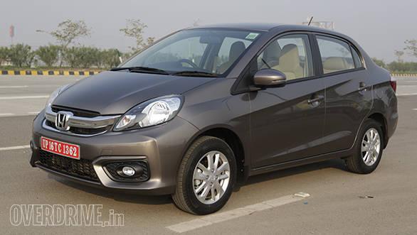 Honda Amaze facelift (9)