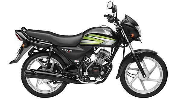Honda CD110 Dream Deluxe