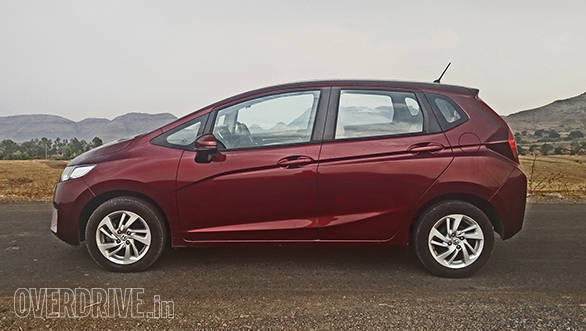 Honda Jazz long termer 3