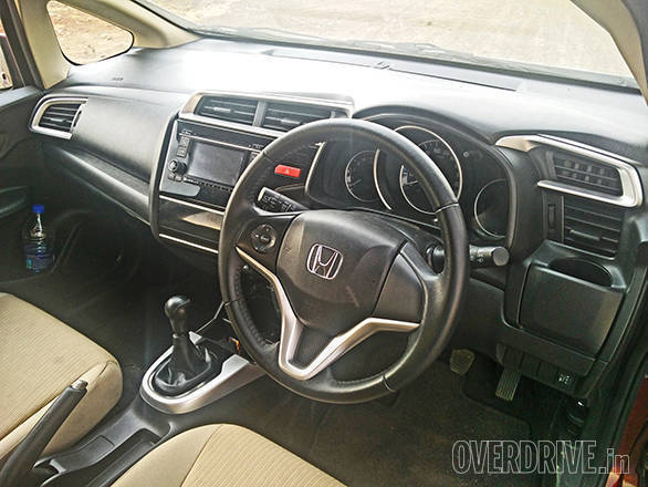 Honda Jazz long termer 4
