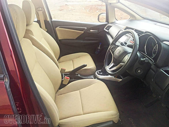Honda Jazz long termer 6