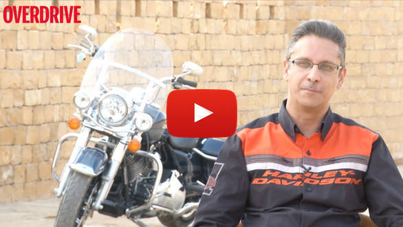 Video: In conversation with Vikram Pawah, MD, Harley-Davidson India