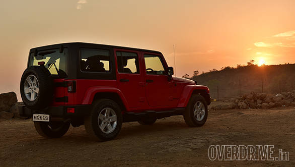 Jeep Wrangler Unlimited (15)