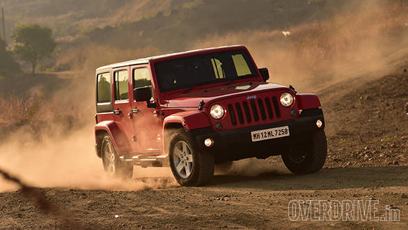 2016 Jeep Wrangler Unlimited diesel road test review
