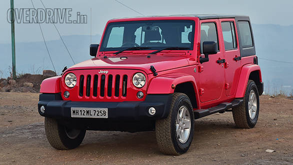 2016 jeep wrangler recalled in the us overdrive. Black Bedroom Furniture Sets. Home Design Ideas