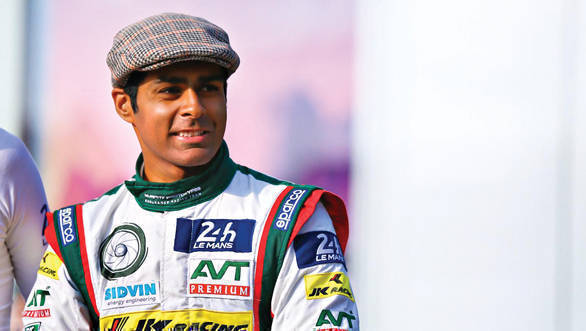 Karun Chandhok to compete in 2017 edition of 24 Hours of Le Mans