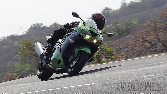 2016 Kawasaki Ninja ZX-14R road test review