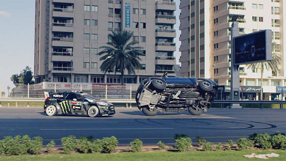 Video worth watching: Ken Block is back with Gymkhana 8