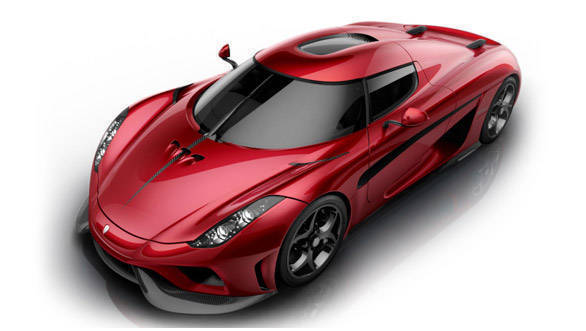 2016 Geneva Motor Show: Production-spec Koenigsegg Regera unveiled