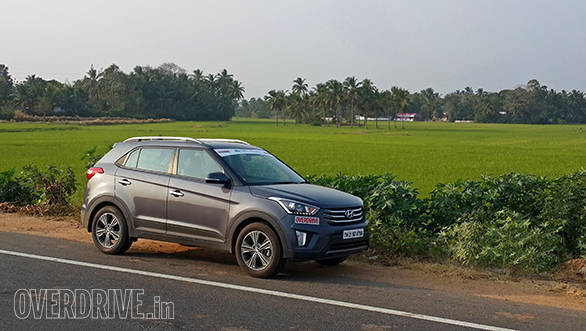 Hyundai Creta records 1,00,000 bookings in eight months