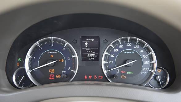 Maruti Suzuki Ertiga SHVS (9)
