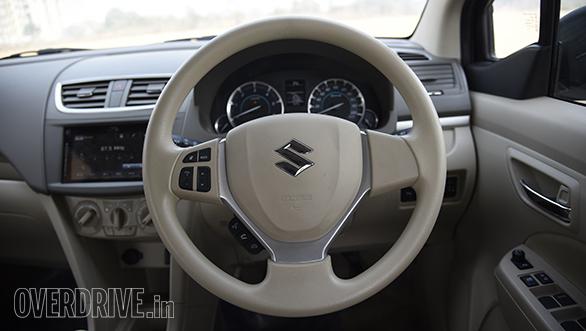 Maruti Suzuki Ertiga SHVS ZDi (10)