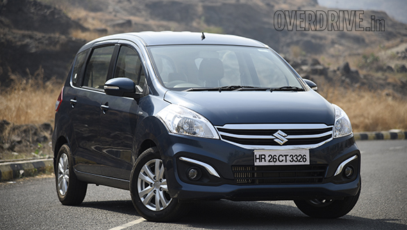 Image Gallery 2016 Maruti Suzuki Ertiga ZDi SHVS Road Test Review