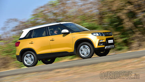 Maruti Suzuki Vitara Brezza to have a longer waiting period in India