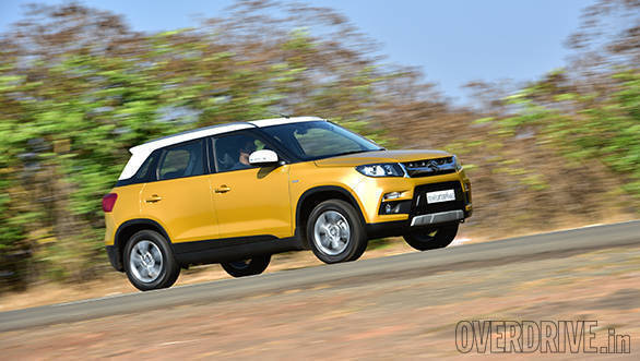 2016 Maruti Vitara Brezza diesel road test review