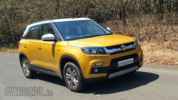 Maruti Suzuki increases production of the Vitara Brezza in India