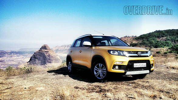 Maruti Suzuki Vitara Brezza crosses 50,000 units sold milestone in India