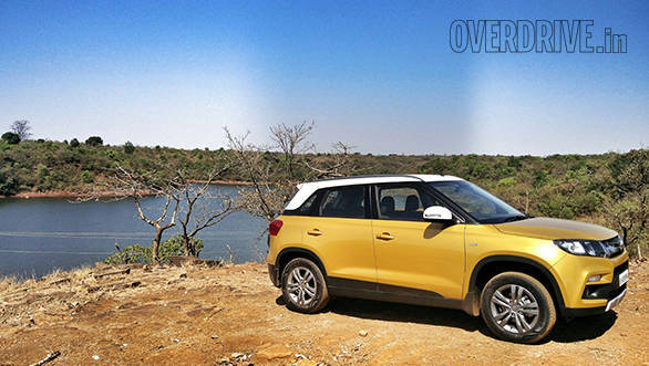 Image gallery: 2016 Maruti Vitara Brezza diesel road test review