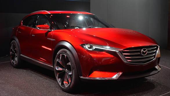 Mazda CX-4 Concept 3