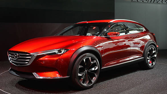 2016 Beijing Motor Show: Mazda Koeru based CX-4 Crossover SUV to be debuted