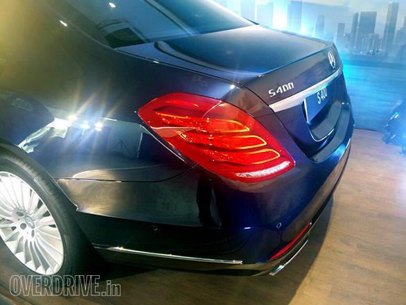 Mercedes-Benz S 400 (5)
