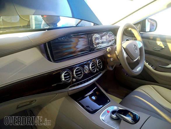 Mercedes-Benz S 400 (6)