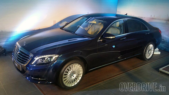 Mercedes-Benz S400 launched in India at Rs 1.31 crore