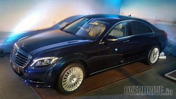 Mercedes-Benz S400 petrol (2)