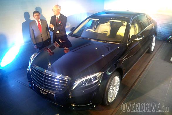 Mercedes-Benz S400 petrol (6)