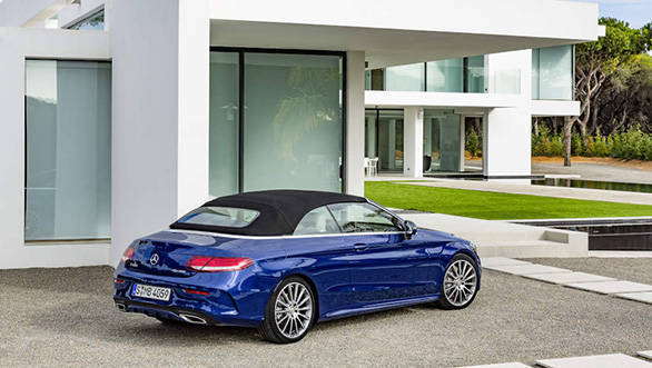 The Mercedes-Benz C-Class Cabriolet