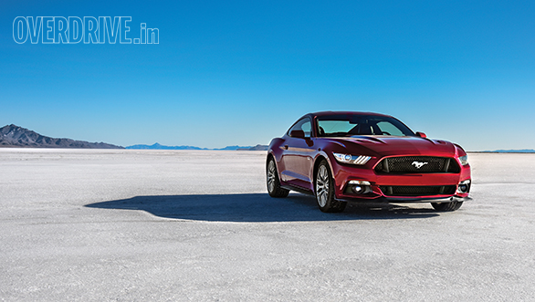Feature: Ford Mustang GT to Bonneville