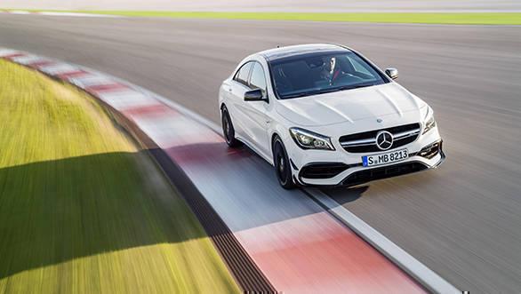New Mercedes-Benz CLA 45 AMG 3
