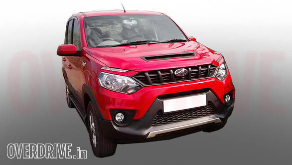 Spied: Mahindra Nuvosport is the updated Quanto
